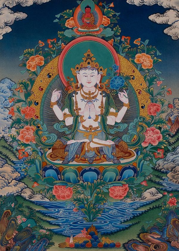 the Buddha of Compassion
