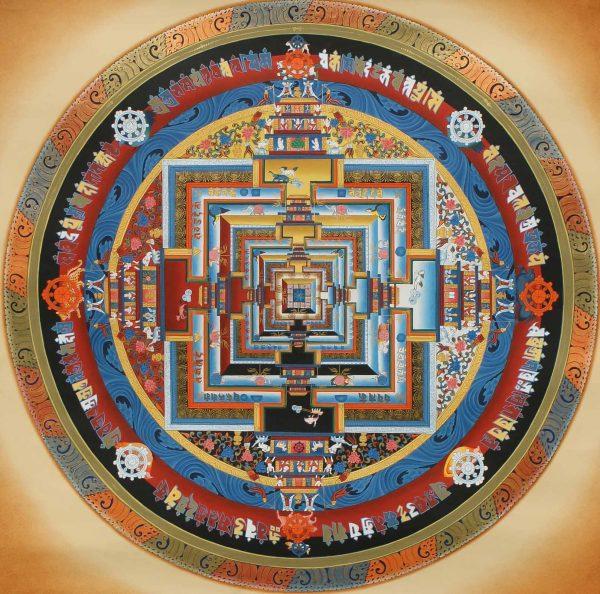 Mandala of Kalachakra