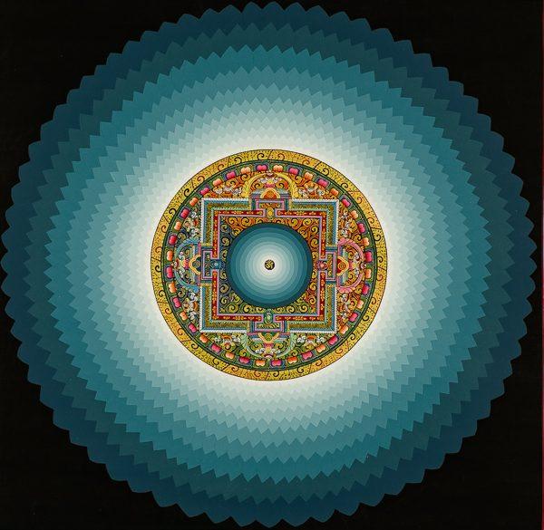 Lotus Mandala