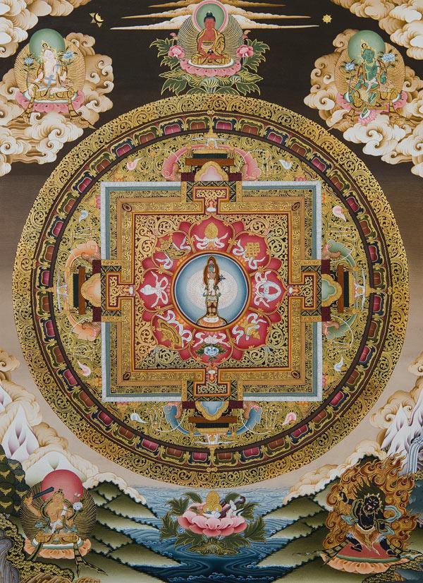 Avalokiteshvara Mandala